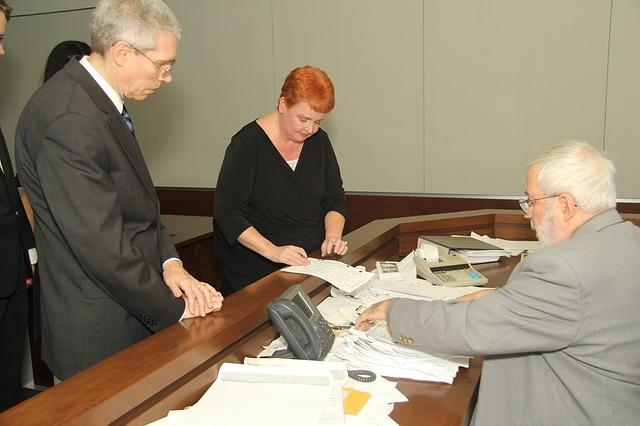 Les documents à fournir pour un mariage civil